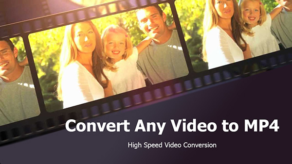 Convert2MP4 | Fastest Video to MP4 Converter