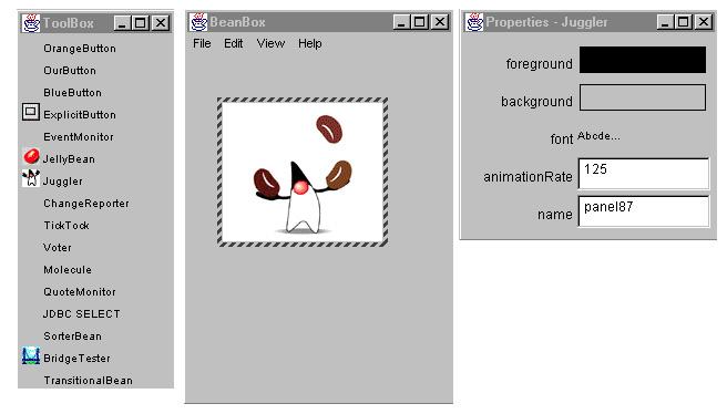 Download JavaBeans Development Kit (BDK) v1 1 Free