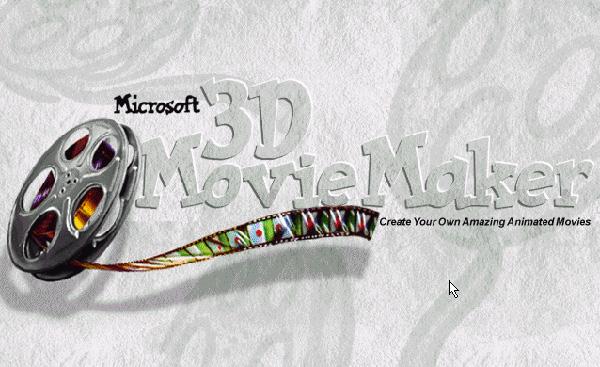 Download Microsoft Nickelodeon 3D Movie Maker Free