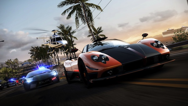 Need for Speed: Most Wanted - Trainer/Editor/Teleporter