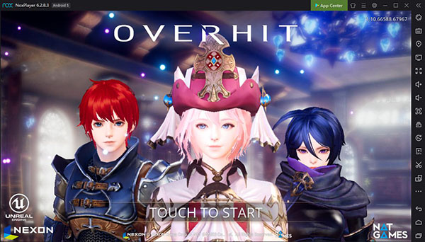 Play Overhit on PC with NoxPlayer