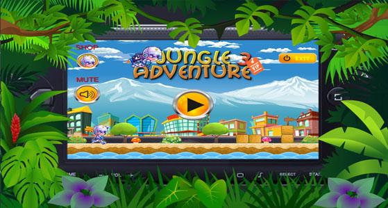 Jungle Adventure 3 VIP