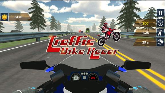 Traffic Bike Racer | 3D Bike Racing