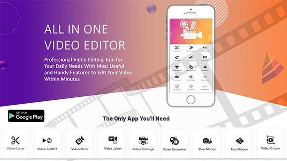 All in one video editor for andoid