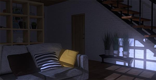 iClone 7 lighting system