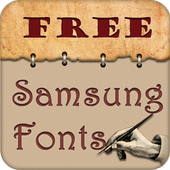 Free Fonts for Samsung