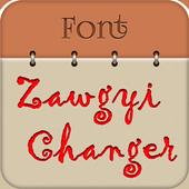 Free Zawgyi Font Changer