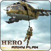 Hero Anti-Terrorist Army - Attack Frontier Mission
