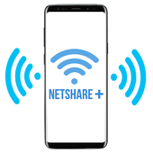 NetShare +   Wifi tether