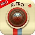 Retro Camera - Vintage Grunge