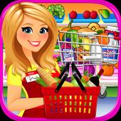 Supermarket Grocery Store Girl - Supermarket Games