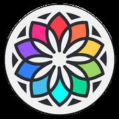 Coloring Book for Me and Mandala