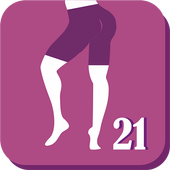 Buttocks and Legs In 21 Days - Butt,Legs exercises