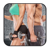 Gym Workout Trainer -  Fitness Coach Plans
