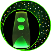 Lava Lamp - Night Light Relax