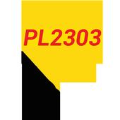 Prolific PL2303 USB-UART