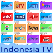 TV Indonesia :  direct and replay (All Channels)