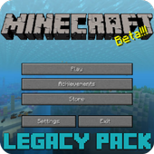 Legacy Pack  Resource Pack for MCPE
