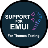 Support me For Emui9 Device
