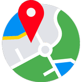 My Location: GPS Maps, Share and Save Locations