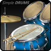 Simple Drums Basic - The Realistic Drum Simulator