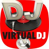 Virtual DJ Mixer 8ًںژ› Djing Song Mixer and Controller