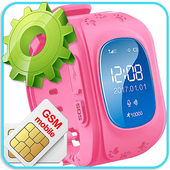 Wonlex GPS kids watch, Setting Up an Application