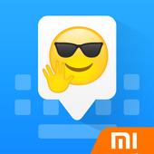Facemoji Keyboard Lite for Xiaomi - Emoji and Theme