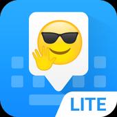 Facemoji Keyboard Lite: GIF, Emoji, DIY Theme