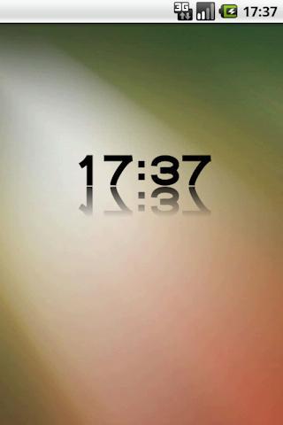 D-Clock Widget