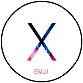 OS-X EMUI 4/5/8 THEME