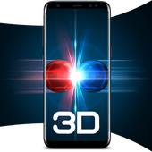 3D Wallpapers Parallax-Live Animated Background HD