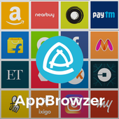 AppBrowzer - Browser for Web and Apps. Fast and Easy