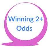 Winning 2+ Odds