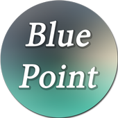 Blue Point - Auto Clicker (NO ROOT)