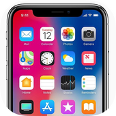 Phone X Launcher, OS 12 iLauncher and Control Center