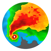 NOAA Weather Radar Live and Alerts