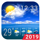 Weather Forecast and Live Wallpaper