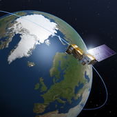 Real Time Worldwide Satellite Imagery