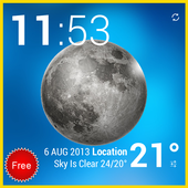 Weather and Animated Widgets