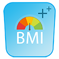 Body Mass Index Calculator by Softlookup.com