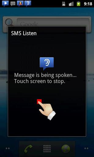 SMS Listen