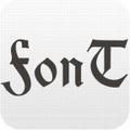 Gothic Font For FlipFont