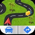 GPS Navigation, Map Directions