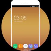 Theme for Samsung Galaxy J7 Pro HD