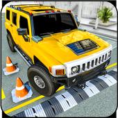 Car Driving and Parking Simulator