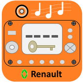 Radio Precode Cal For Renault