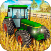 Real Tractor Farming Simulator 2019