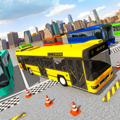 City Bus Parking Simulator 2019