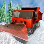 City Snow Blower Truck: Excavator Snow Plow Games